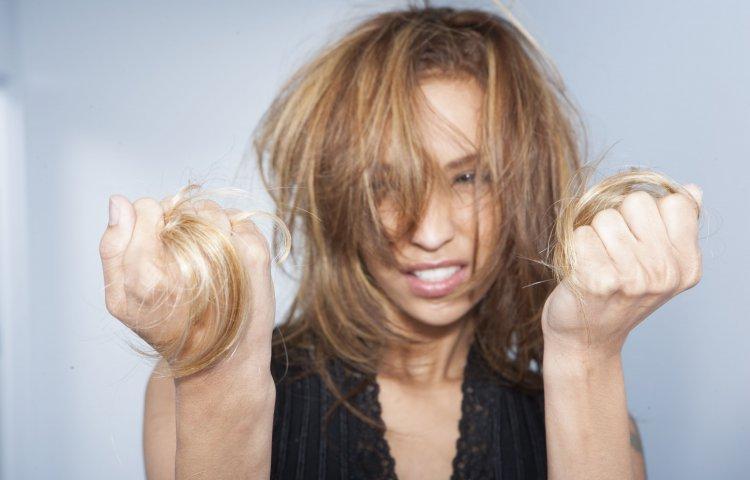 szampon na wypadanie włosów domowe sposoby