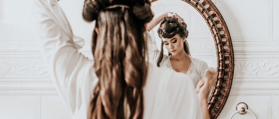 Modne Fryzury Na Wesele 2019 Długie Włosy Warkocz Koki